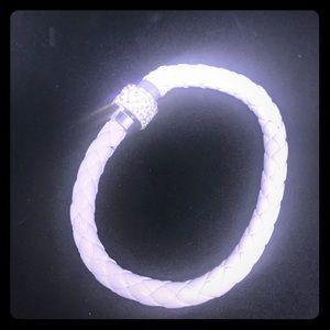 NIP Casual White CZ Bracelet